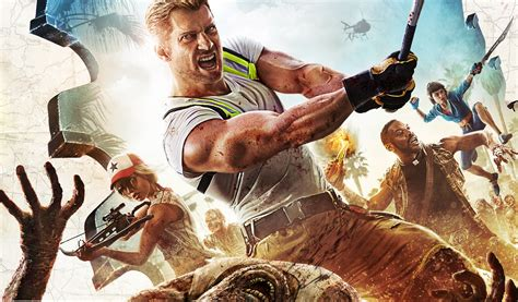 Dead Island 2: crash a zombie wedding and axe the guests