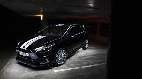 """Wallpaper Ford Focus RS """"Le Mans 50th Anniversary"""