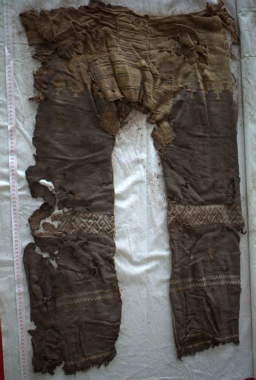 3000 year old trousers discovered in Chinese grave oldest