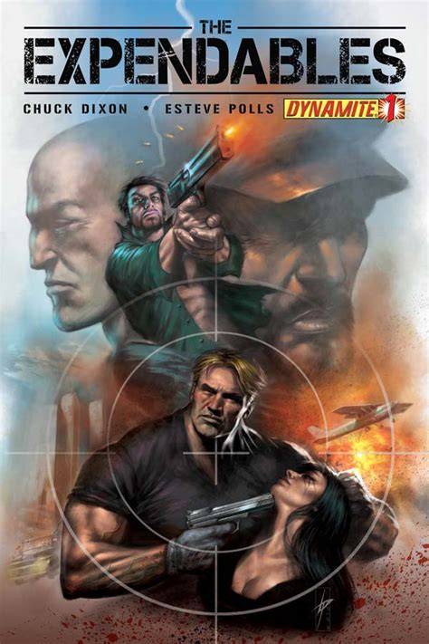 Dynamite® The Expendables #1 (Of 4)