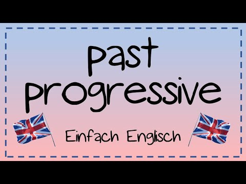 Simple Past or Past Continuous Tense (when-while) - YouTube
