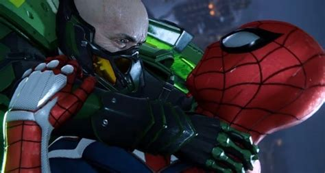 New Spider-Man Gameplay Features Tips From Insomniac