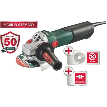 Metabo Winkelschleifer W 9-125 Quick *Limited Edition 2016
