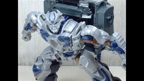 Galvatron Transformers 4 Generations Voyager Review - YouTube