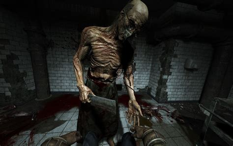 What's the scariest horror game? | PC Gamer