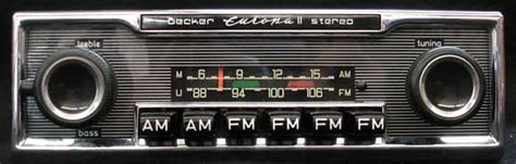 A Journal of Musical ThingsA Brief History of the Car