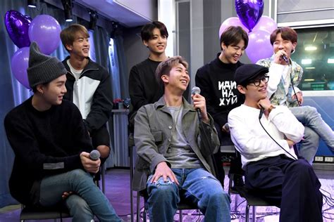 What Are the BTS Members' Favorite Colors? Here's What