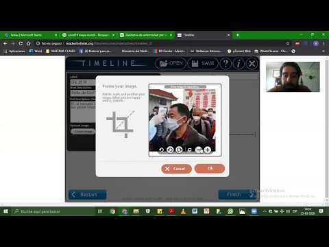 Timelines - Online Software Applications for Education (2020)