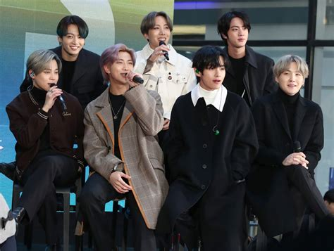 BTS Say Their Next Single's Theme Is 'Life Goes On'