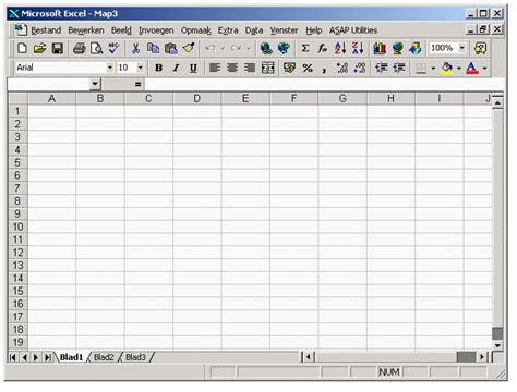 ASAP Utilities for Excel - Screenshots of the different