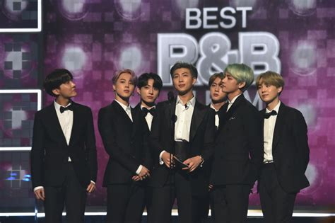 Why BTS Deserve to Be Nominated for a 2020 Grammy Award