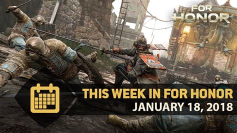 Diese Woche in For Honor – 18