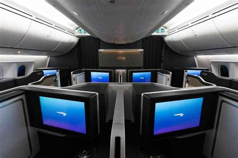 BA unveils its Boeing 787-900 First Class cabin – London